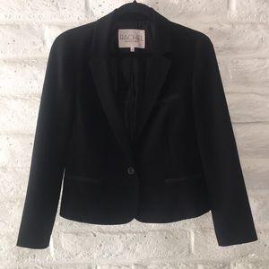 Rachel Roy black cropped blazer